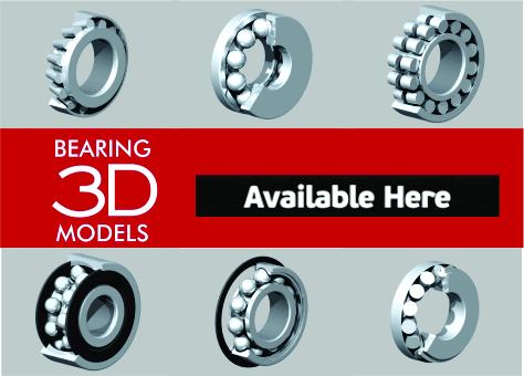 3DBearing Models