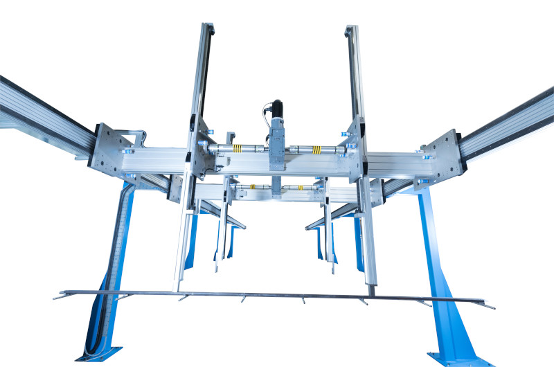 Gantry systems: the perfect solution for heavy loads and
